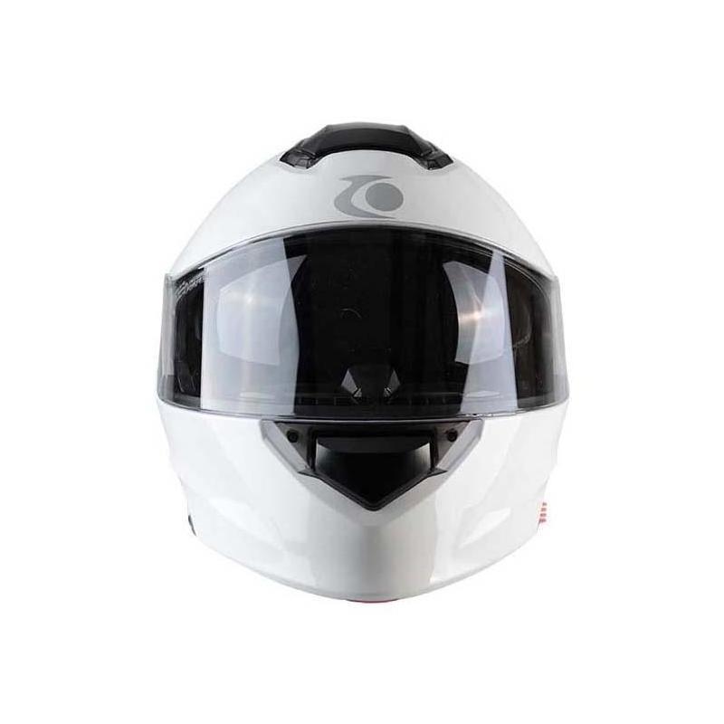 Casque modulable Trendy T-704 blanc verni - 2