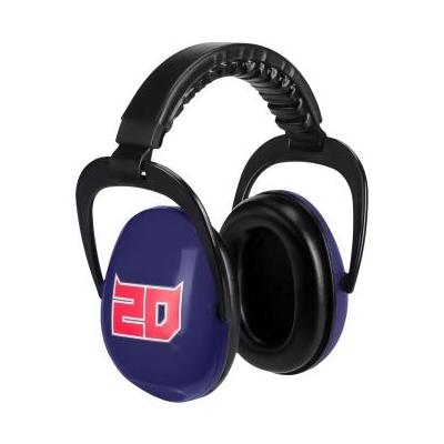 Casque anti-bruit Fabio Quartararo 20 bleu/rouge