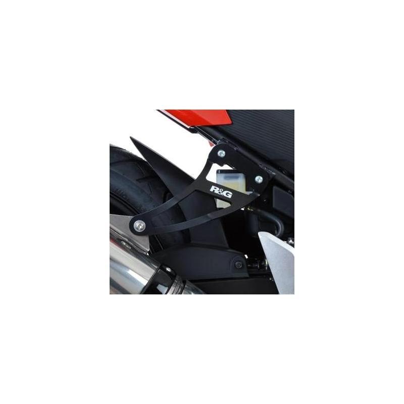 Kit de suppression de repose-pieds arrière R&G Racing Honda CBR 300 R 15-18