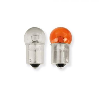 Ampoule Vicma R10W BA15S 12V 10W Orange