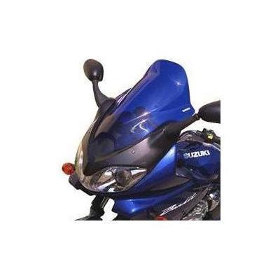 Bulle Bullster haute protection 44 cm incolore Suzuki 600 Bandit S 00-04