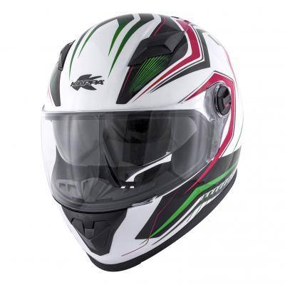 Casque intégral Kappa KV27 Denver vert/rouge/blanc