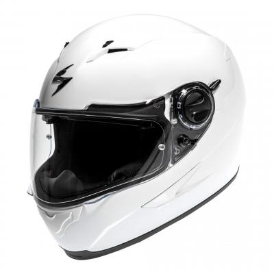 Casque intégral Scorpion EXO-490 blanc