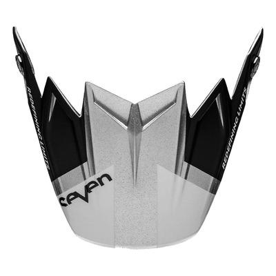 Casquette de casque cross Bell Moto-9 Flex Galaxy noir/argent