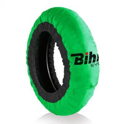 Couvertures chauffantes Bihr Home Track Evo2 200 auto-régulées vert