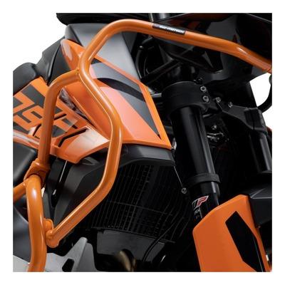Crashbar supérieur orange SW-Motech KTM 790 Adventure 19-20