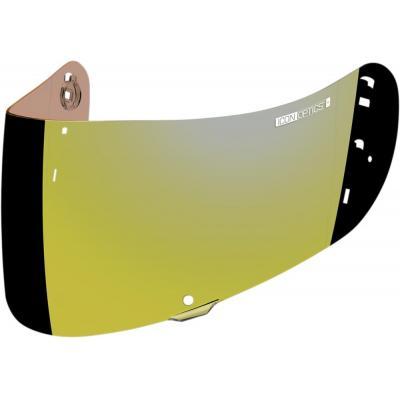 Ecran Icon Optics iridium Airframe Pro/Airmada/Airform vert antibuée