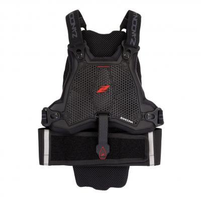 Gilet de protection enfant Zandona Esatech Armour Pro Kid X8 noir (Taille 136/150cm)