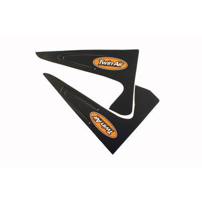 Kit déco boîte à air anti-dérapant Twin Air Noir pour Yamaha YZ 125 02-14