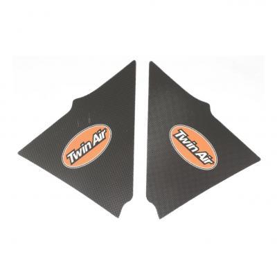 Kit déco boîte à air antidérapant TWIN AIR Honda CRF 450R 17-20 noir