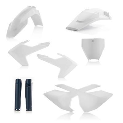 Kit plastiques complet Acerbis Husqvarna 125 TC 16-18 réplica17