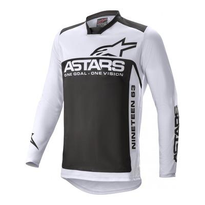 Maillot cross Alpinestars Supermatic beige/noir