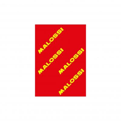 Mousse de filtre à air à découper Malossi double densité 40x30x1,5