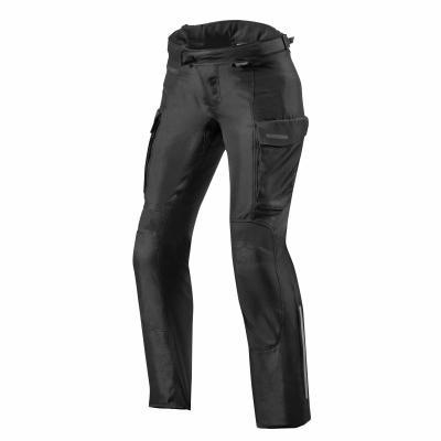 Pantalon textile femme Rev'it Outback 3 Ladies noir (Long)