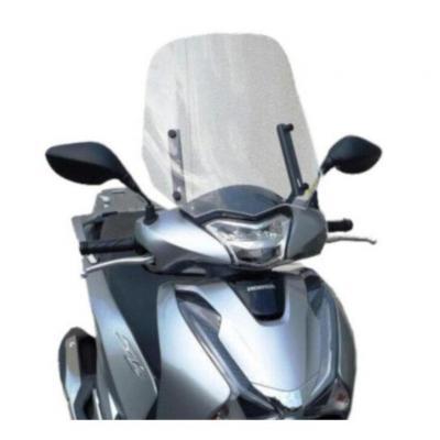 Pare-brise Bullster 43 cm fumé gris Honda SH 125 2017