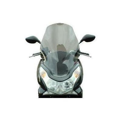 Pare-brise Bullster haute protection 61 cm fumé gris Honda PCX 125 10-14