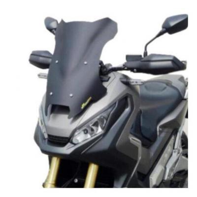 Pare-brise Bullster Racing 41 cm fumé gris Honda X-ADV 750 17-18