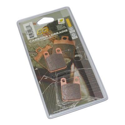 Plaquettes de frein Carbone Lorraine 3015SC