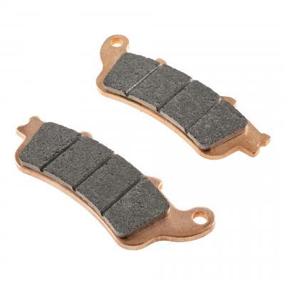 Plaquettes de frein SBS métal fritté 735HS