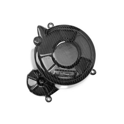 Protection de carter d'embrayage Leovince carbone 1199 Panigale/R 2012-13