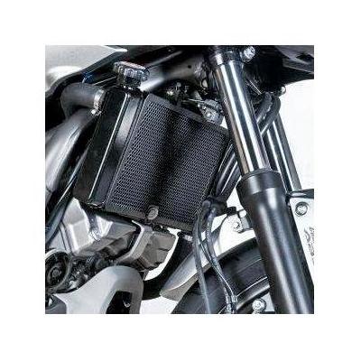 Protection de radiateur noire R&G Racing Honda NC 750 X 14-18