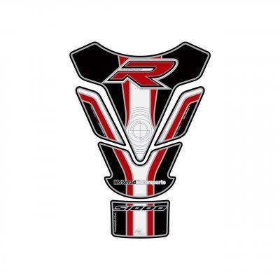 Protection de réservoir Motografix noir/rouge BMW S1000R 4 pièces