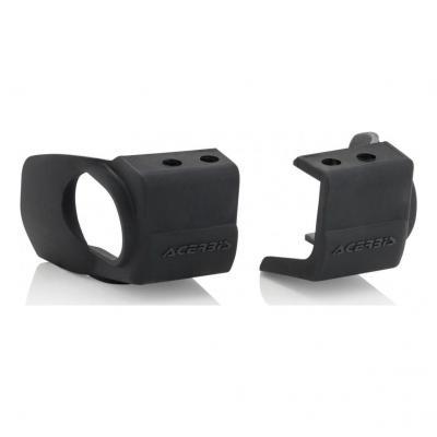 Protections pieds de fourches Acerbis Beta 350 RR 4T 12-18 noir