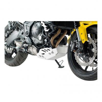 Sabot moteur SW-MOTECH gris Kawasaki Versys 650 15-