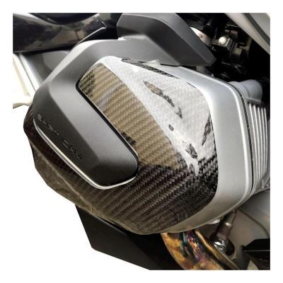 Slider moteur gauche R&G Racing noir BMW R 1250 GS 19-20