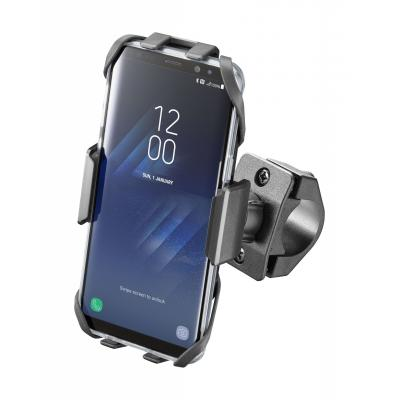 Support guidon tubulaire Cellularline Moto Cradle pour smartphone