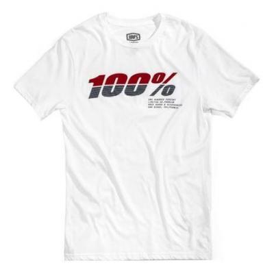 Tee-shirt 100% Bristol blanc