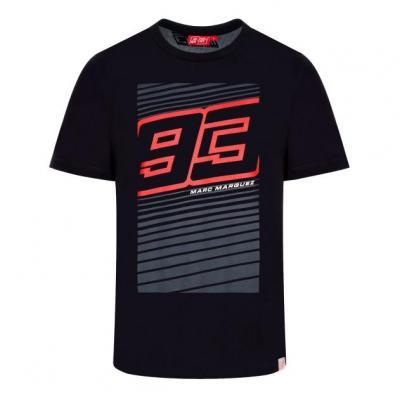 Tee-shirt Marc Marquez Active 93 noir