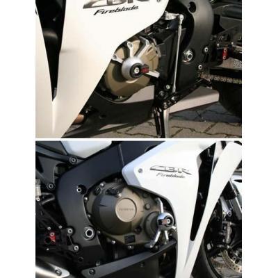 Kit fixation sur moteur pour tampon de protection LSL Honda CBR 1000 RR 08-17