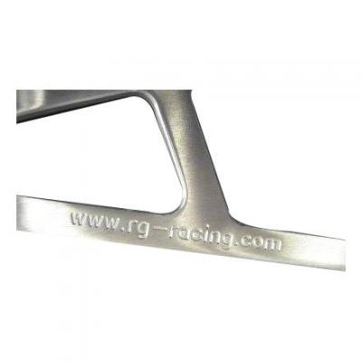 Patte de fixation de silencieux R&G Racing aluminium Honda CBR 900 RR 92-99 l'unité