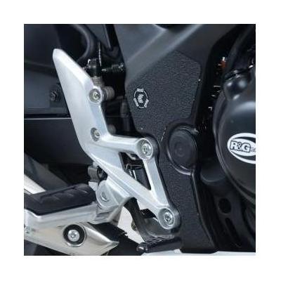 Adhésif anti-frottements R&G Racing noir cadre Honda CBR 300 R 15-17