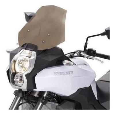 Bulle Bullster haute protection 48 cm incolore Kawasaki Versys 1000 12-17