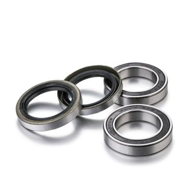 Kit de roulements de roue avant Factory Links pour Husaberg FC 450 04-05