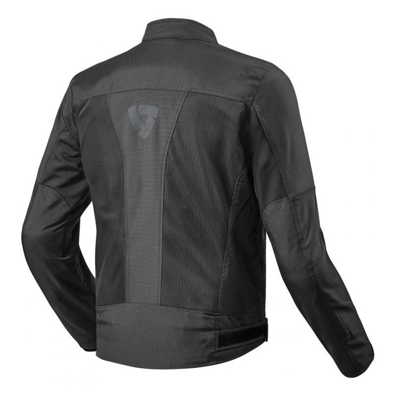 Blouson textile Rev'it Éclipse noir - 2