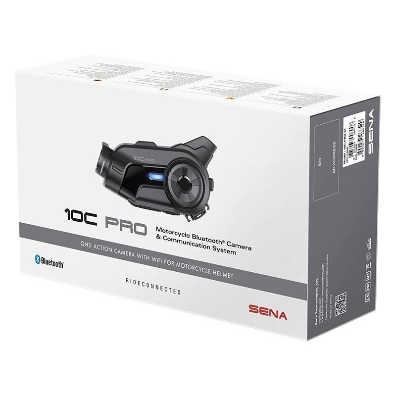 Caméra Sena 10C Pro avec système de communication intercom - 3