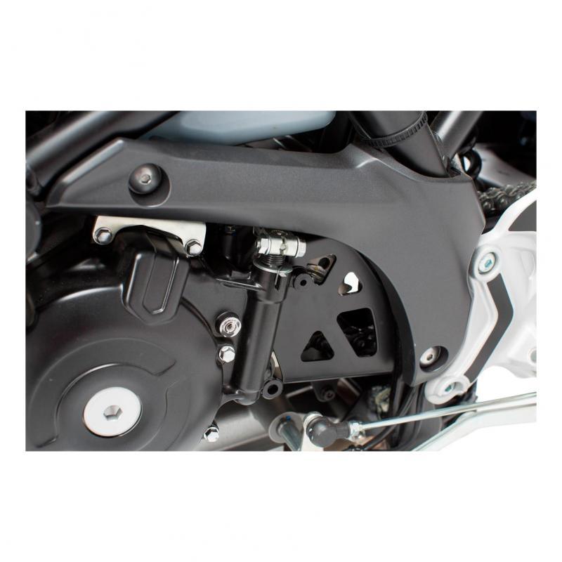Carter de pignon de sortie de boîte SW-MOTECH noir Suzuki SV650 15-