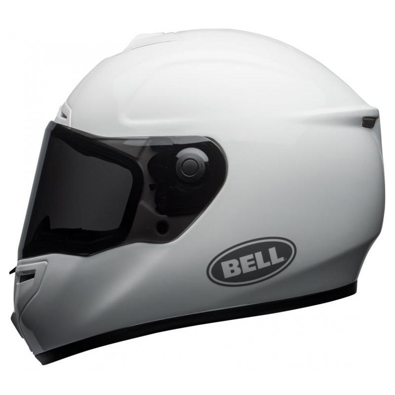 Casque intégral Bell SRT blanc - 6