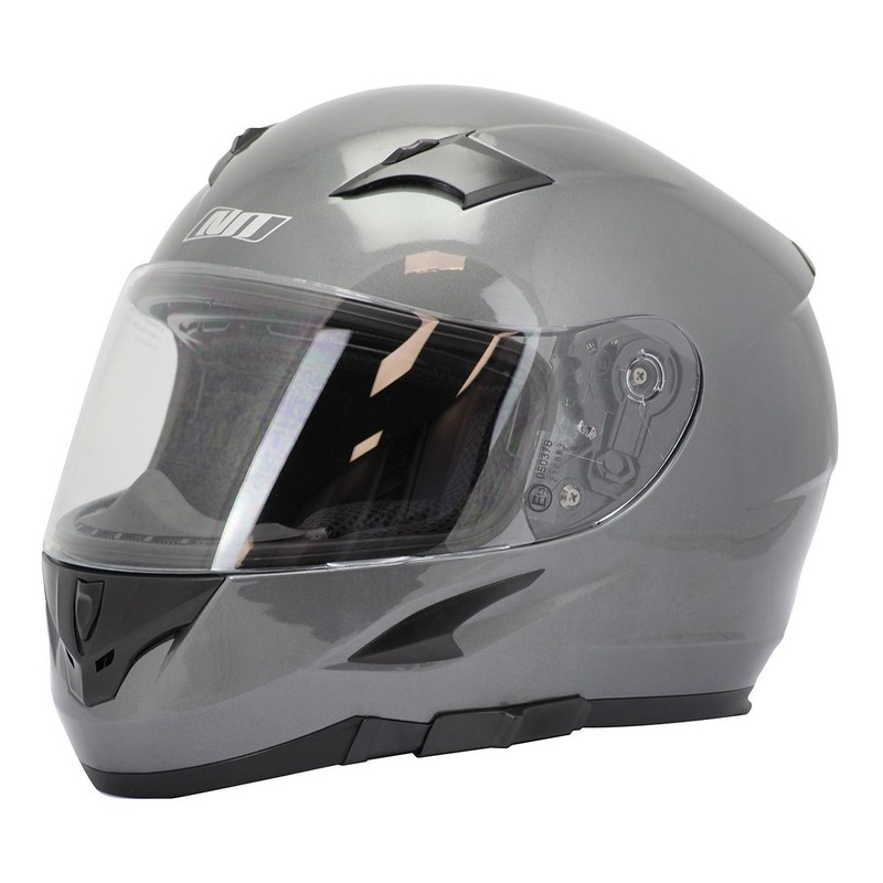 Casque intégral Noend H20-advance by ASD Racing gris