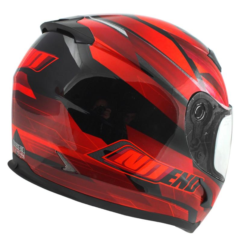 Casque intégral Noend Race by OCD rouge - 1