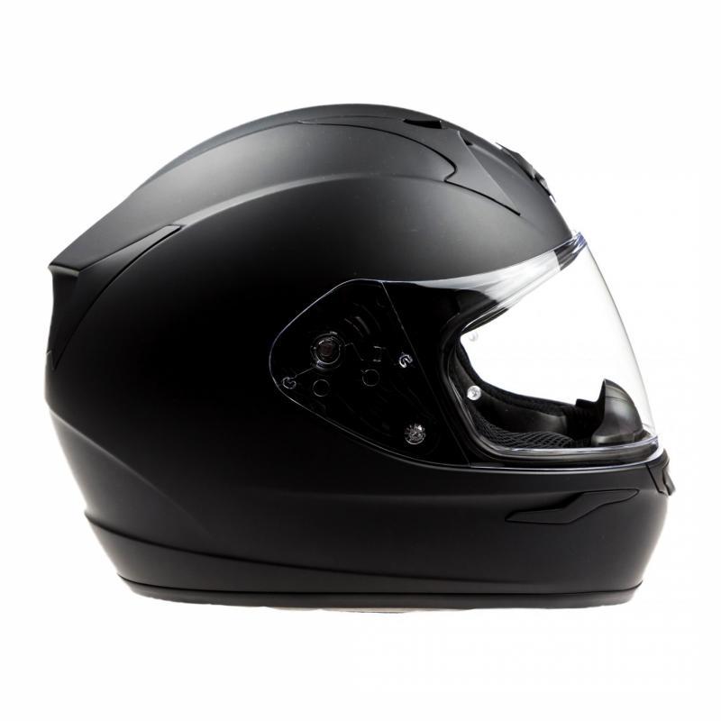 Casque intégral Scorpion EXO-390 noir mat - 2