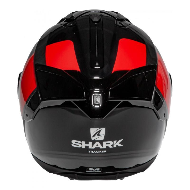 Casque intégral Shark Spartan GT Tracker noir/rouge/argent - 4