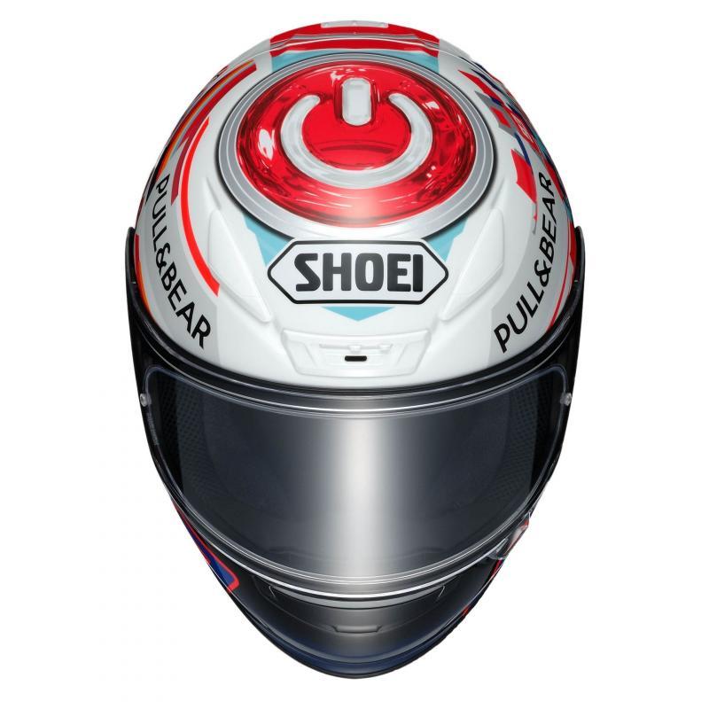 Casque intégral Shoei NXR Marquez Power Up - 3