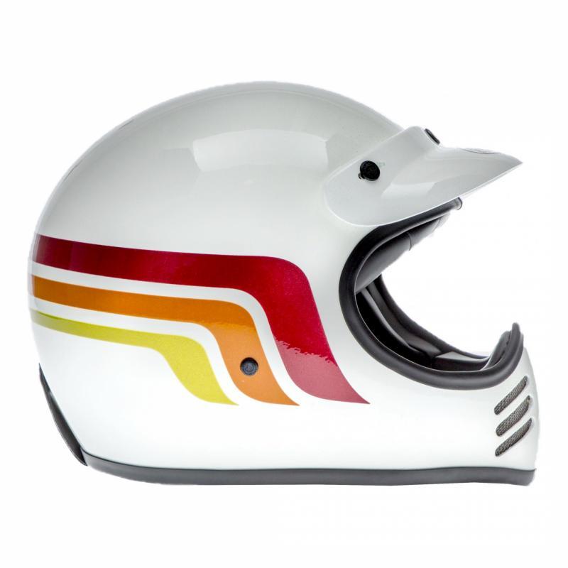 Casque Premier MX LC8 blanc - 2