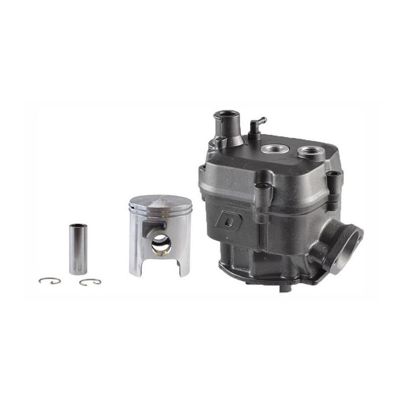 Cylindre culasse Doppler fonte Ø40,3 avec piston Vertex Derbi Euro 3 06-