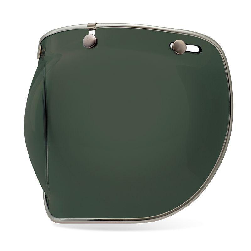 Ecran Bell Ps3-Snap Bubble Deluxe pour Custom 500 vert foncé