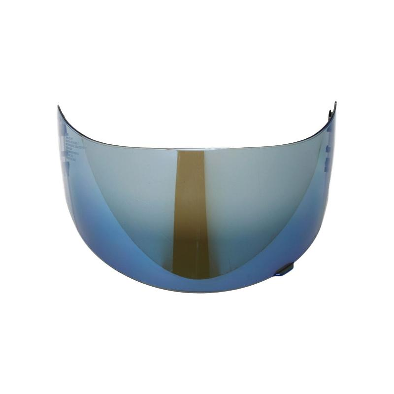 Écran Shoei CX-1 pour casque XR-800/XR-900/X-Ceed 2/Z-One/Synchrotec/Raid/RF-700 iridium bleu